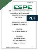 Proyecto Electronica