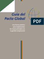 Guia Del Pacto Global