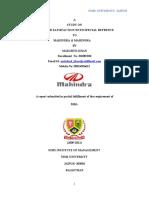mahindramahindraprojectrepotbymakshudkhan-101212094253-phpapp01