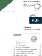 Manual Dibujo Arquitectonico