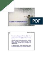 Tema Riego por Aspersion