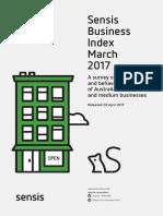 Sensis Business Index