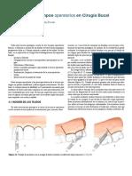 Cirugia Bucal- COSME