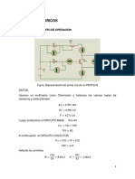 Transistor Informe