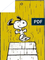12791575 Peanuts Tarot Snoopy Charlie Brown and the Gang