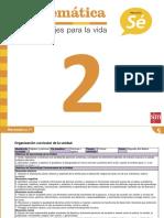 PlanificacionMatematica2U5