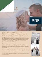 Wedding Package CapeSienna