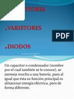 Capasitores,Varistores,Diodos 3 (2)