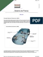 Frenado Selectivo Sensotronic (SBC)