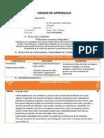 SESION DE APRENIZAJEproduccion de info.docx