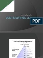 deepsurfacelearning