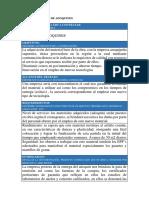 Adquisición de Adoquines-PMBOK