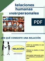 1. Relaciones Humanas -Al