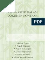 Slide 6 Aspek Kontrak Konstruksi.ppt