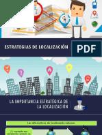 SUBCOMPETENCIA 4 TEMA 2 Estrategia de Localización 10-13 Cap 8