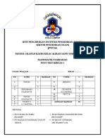 Cover Kertas 1 Post-test