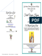 2017 -13-14 NOV- VESPERS-ST Philip the Apostle
