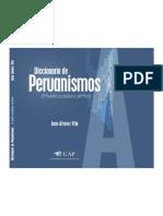 Diccionario de Peruanismos