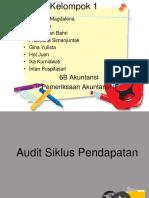 Presentasi Auditing 2