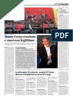 La Provincia Di Cremona 05-11-2017 - Le Interviste