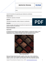 Fornecedores de Especiarias (1)