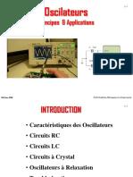 COURS 3 Oscillators Partie 1