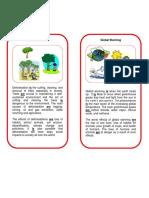 Environmental Threat 7 Global Warming Deforestatio 90792