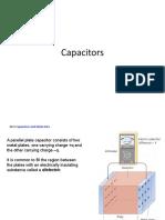 Capacitors and Circuits