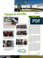 Newsletter  Outubro 2017