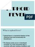 Typhoid Fever 3