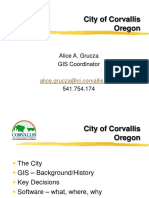 City of Corvallis