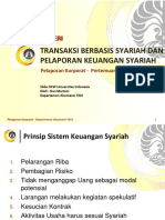 PKP 4 Transaksi Berbasis Syariah Dan Pelaporan