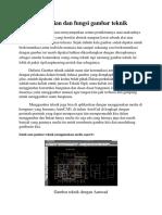 1Pengertian dan fungsi gambar teknik.docx