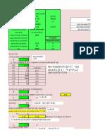 Practica de Diseño Excel Giinex