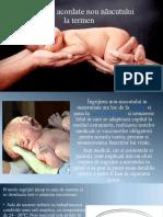 Îngrijirile Acordate Nou Născutului