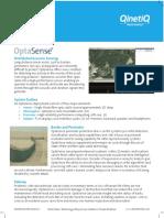 OptaSense Data Sheet