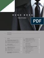 HUGO BOSS Code of Conduct