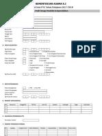 Form Emis 1718 Isian Manual Ptk
