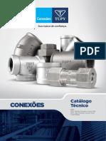 Catalogo Tecnico Conexoes 2017