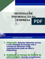 ASI2-Sistemas de Informação Na Empresa