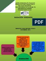 Presentación1 GEISON RADIACION IONIZANTE.pptx