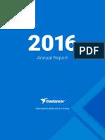 Annual Report 2016 v11.1