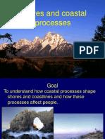Shores and Coastal Processes