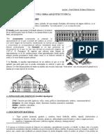 Guion Comentario de Una Obra Arquitectónica