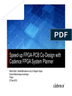 Cadence Fpga Board Design Fsp Intro PRESENTATION