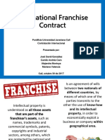 International Contract Franchise