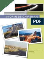 Informe de Carreteras-2014 Dondy