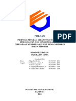 Proposal Pkm Sabun Siap Upload