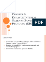 Chapter 5 EIGRP