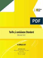 20170418 Taxe Comisioane PF